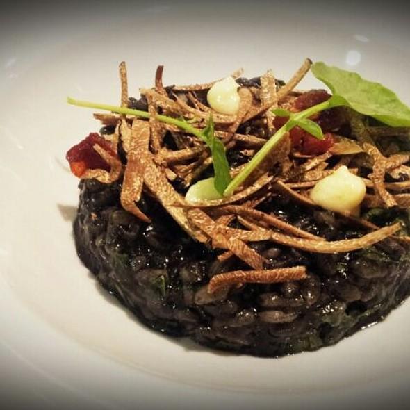 Arroz Meloso Con Trufa @ Ricard Camarena Restaurant