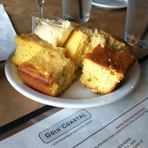 Cornbread - Goin' Coastal - Virginia Highland, Atlanta, GA