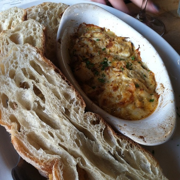 Shrimp & Crab Dip - Goin' Coastal - Virginia Highland, Atlanta, GA