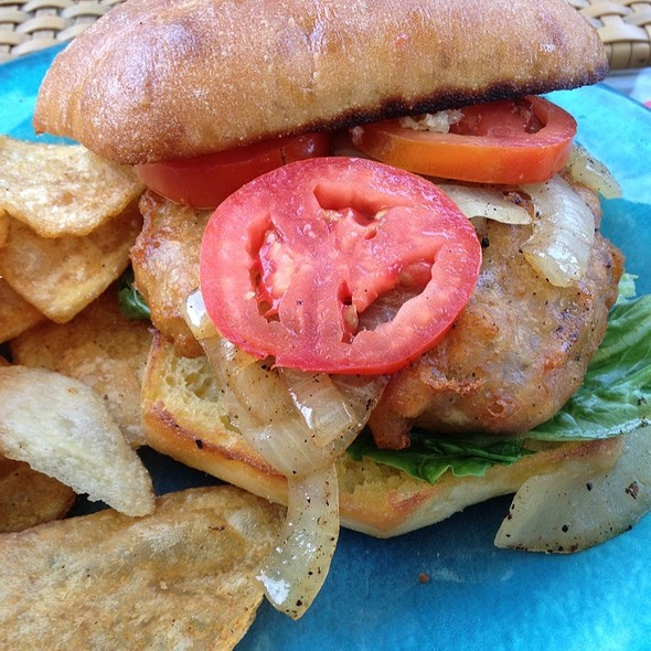 Deep Fried Hamburger