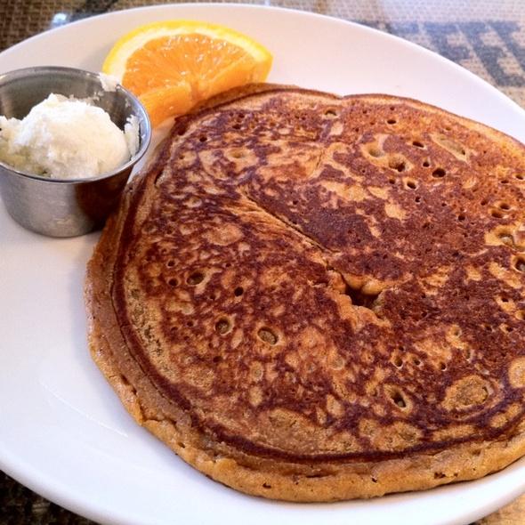 Sweet Potato Pancake @ rise -n- dine