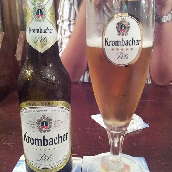 Kombacher Pils @ Viena Caribe