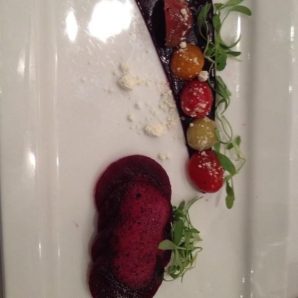 Beet Salad - Broadmoor Bistro @ The Center for Academic Achievement, Overland Park, KS