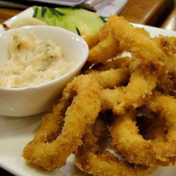 Fried Calamari @ Chef Robert's Restaurant