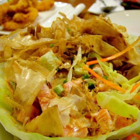 Spicy Tuna Salad @ Chef Robert's Restaurant