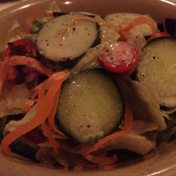 House Salad @ Osaka Sushi Grill