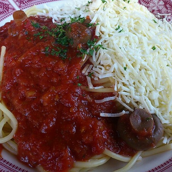 Manager's Special @ Old Spaghetti Factory Restaurant The