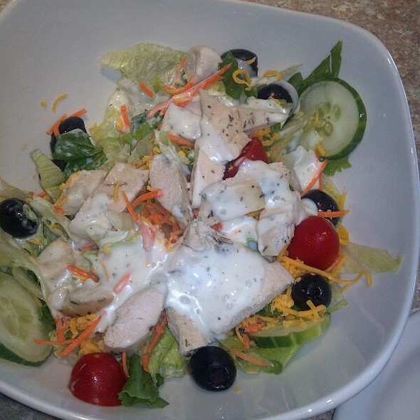 Rotisserie Chicken Salad