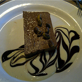 Dark Chocolate Terrine - Southside Bistro