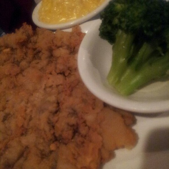 Chicken Fried Steak @ Goodson's Cafe
