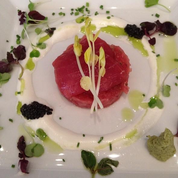 Sashimi Tartare - 15 East Restaurant, New York, NY