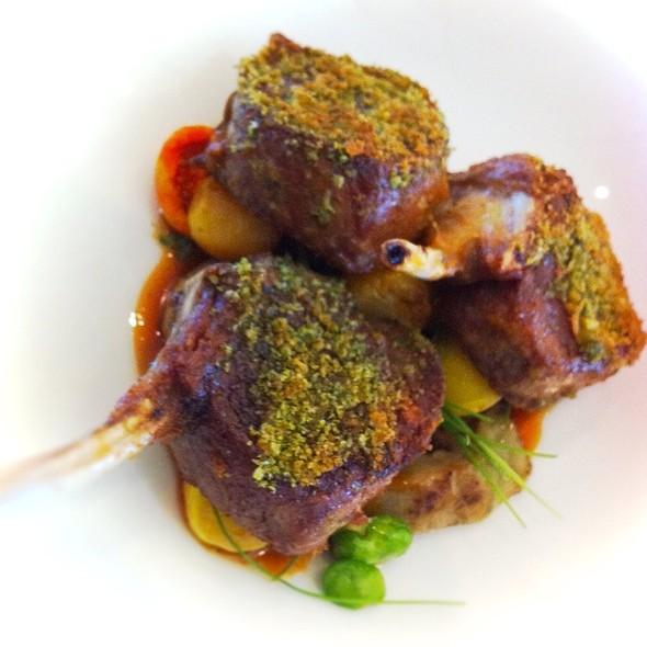 Beef @ Italian Resurant At Burj Khalifa