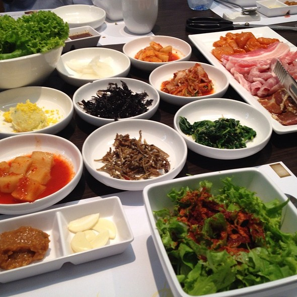 Side Dishes @ Arirang Sathorn Branch
