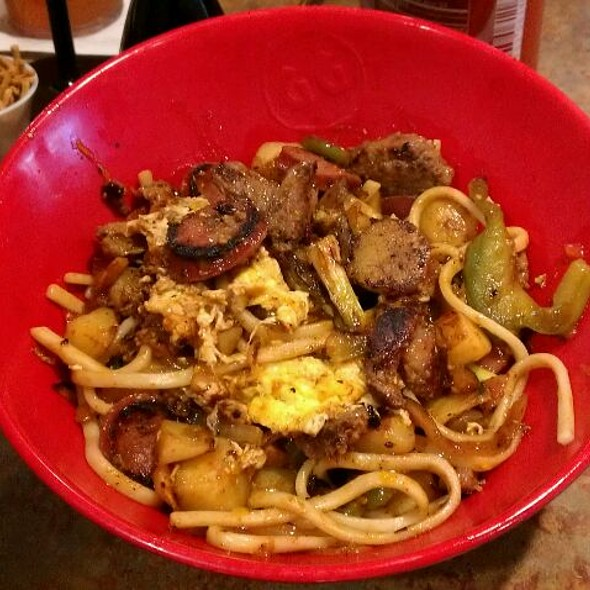 Self Made @ Genghis Grill
