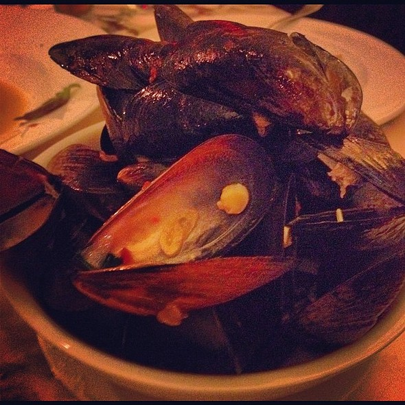 (note: Order The Mussels) @TheNat... At The National Bar U0026 Dining Rooms Part 85