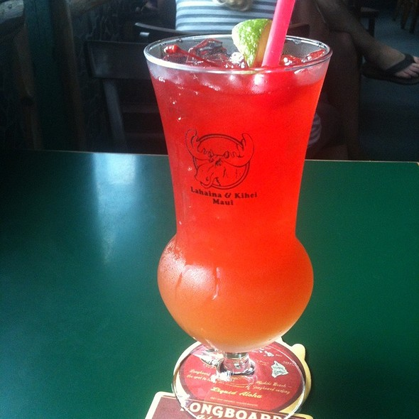 Hawaiian Punch @ Moose Mc Gillycuddy's