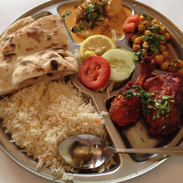 Lunch Special - Taj of India, Washington, DC
