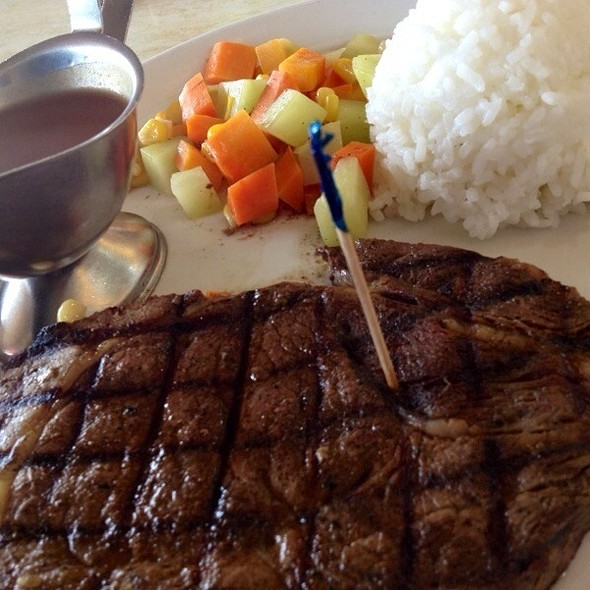 Topsirloin Steak @ Meat Plus