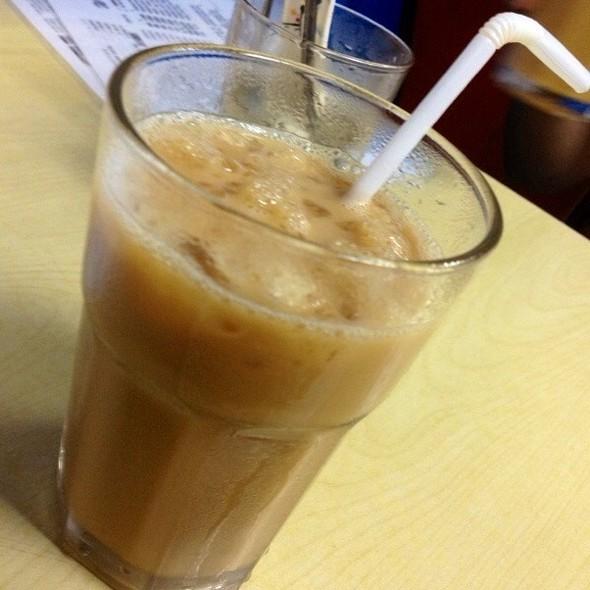 Milk Tea @ Wai Ying Fastfood