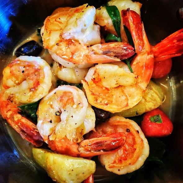Shrimp @ Fleamarket