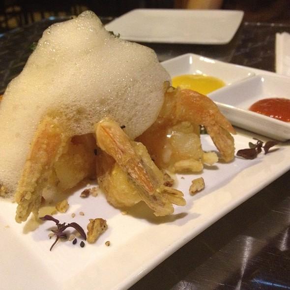 Chiso Honey Pecan Prawns @ Fresh Bistro