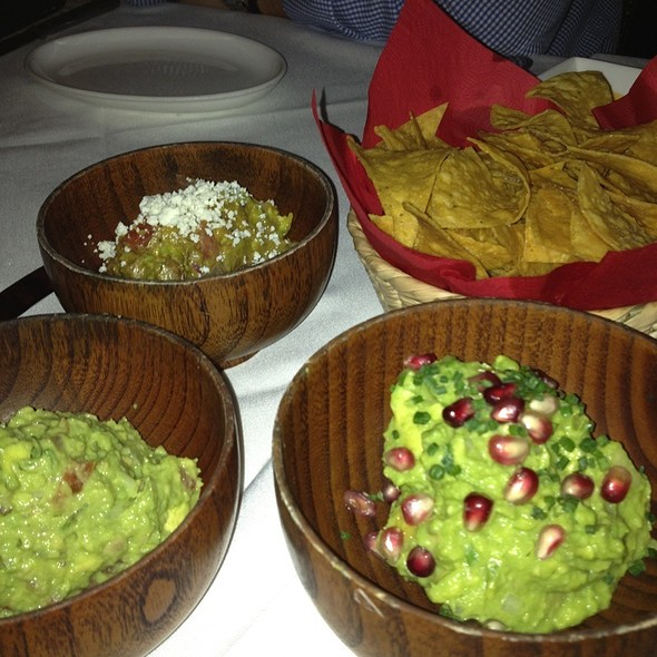 Guacamole and Chips - Toloache-Midtown, New York, NY