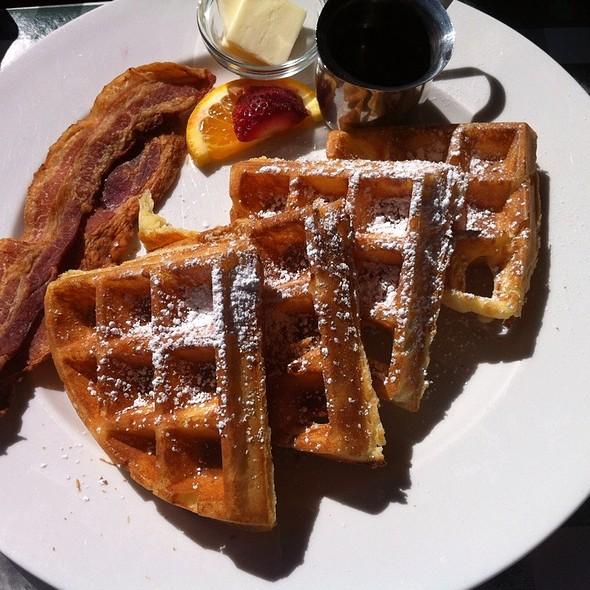 Belgian Waffles - The Weber, Denver, CO