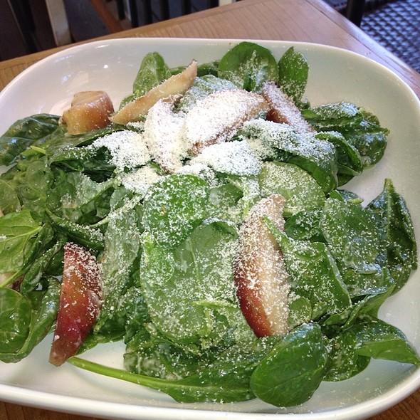 Grilled Peach Salad @ Patrona