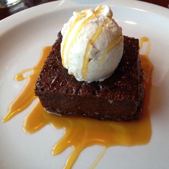 Chocolate Bread Pudding - SOHO - Atlanta, Atlanta, GA