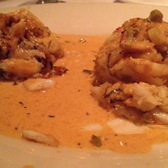 Crab Cakes @ Del Frisco's Double Eagle