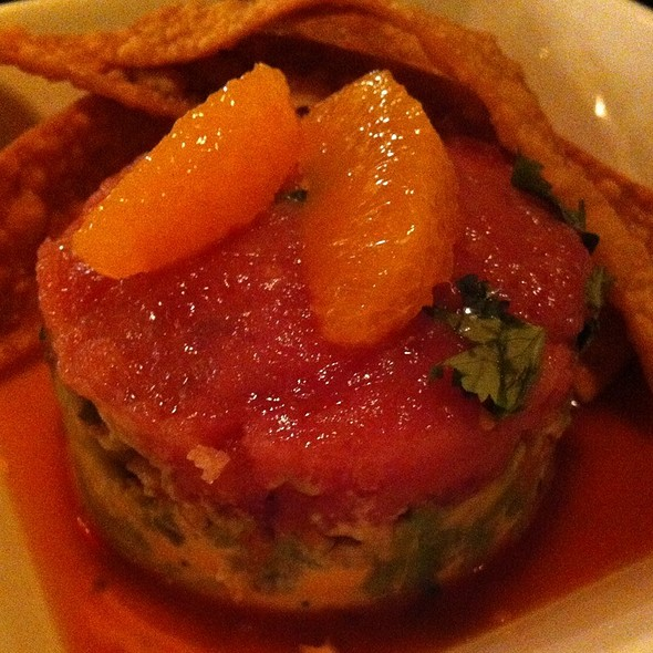 Tuna Tartare - BlackSalt, Washington, DC