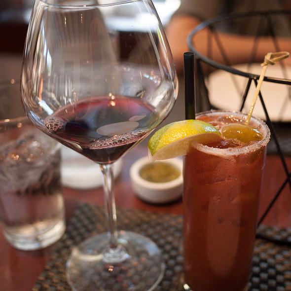 Wine & Cocktails - Donato Enoteca, Redwood City, CA