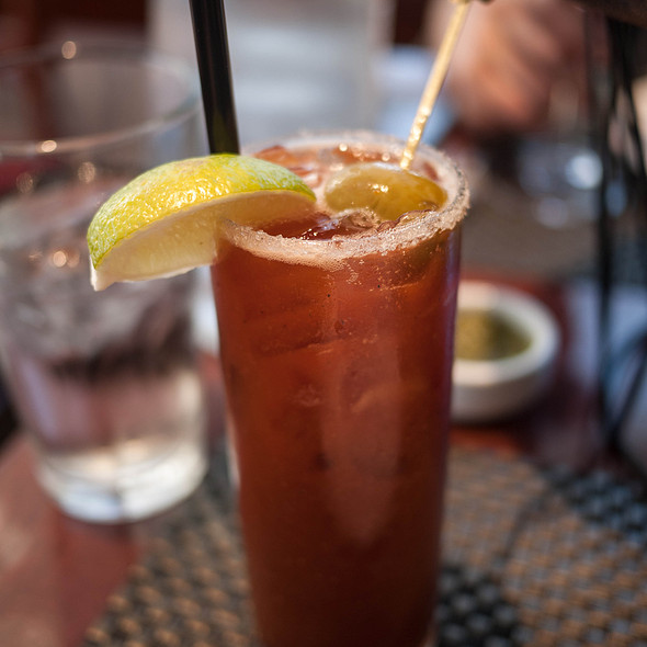 Bloody Mary - Donato Enoteca, Redwood City, CA