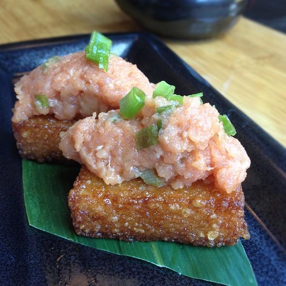 Hanabi Spicy Tuna - Sushi Roku - Las Vegas, Las Vegas, NV