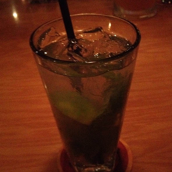 Mint Mojito @ BJ's Restaurant & Brewery