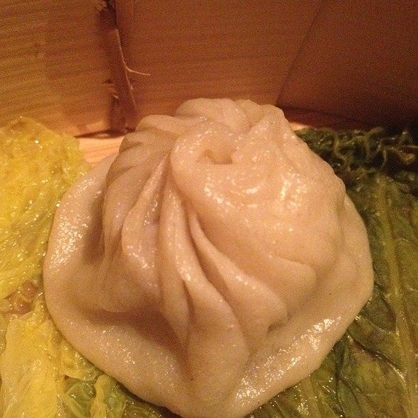 Shanghai Dumpling Close Up