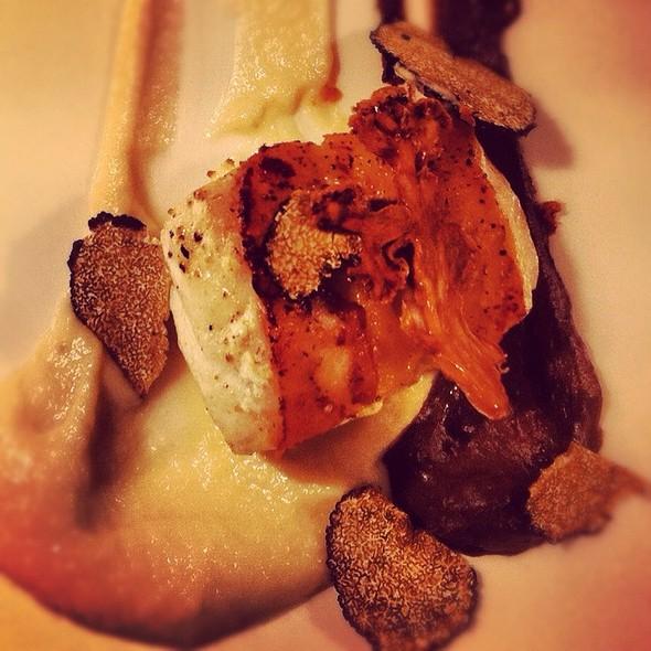 Grouper - Black Truffles - Cauliflower - Thirty 7 North Restaurant & Bar, Virginia Beach, VA