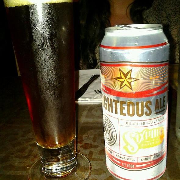 Righteous Ale  @ Bar Ferdinand