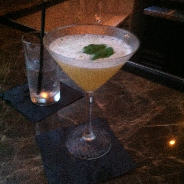Sage In Pineapple  @ Villa Azur Restaurant & Lounge
