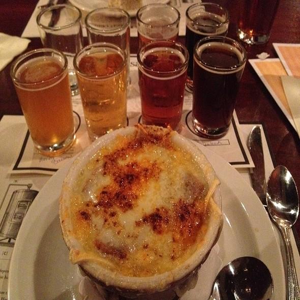 French Onion Soup - Iron Hill Brewery - Phoenixville, Phoenixville, PA