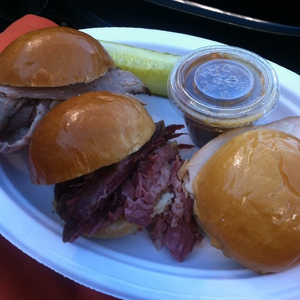 The Carvery's Triple Play @ AT&T Park