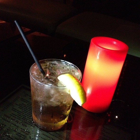 Long Island Iced Tea - RumFire - Sheraton Waikiki, Honolulu, HI