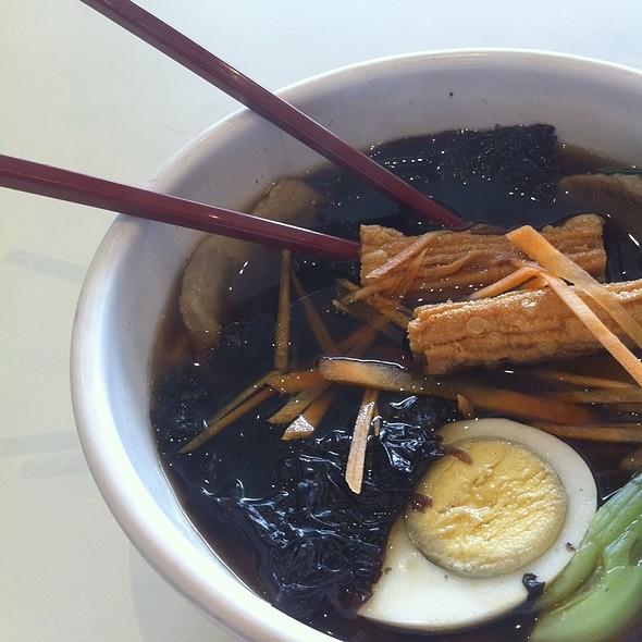 Pork Meat Udon @ Xin Wang Hongkong Cafe