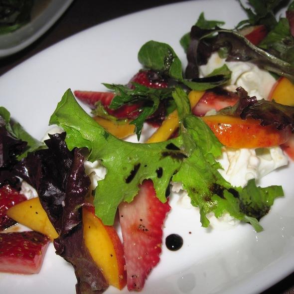 buratta salad @ Traif