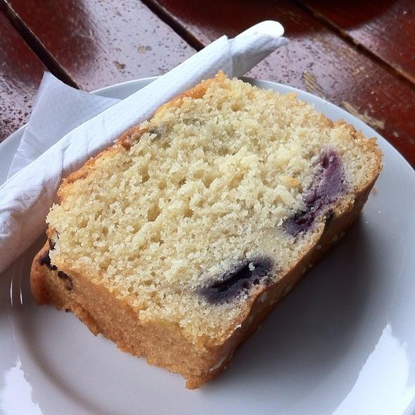 Blueberry & Sour Cream Loaf @ Olive