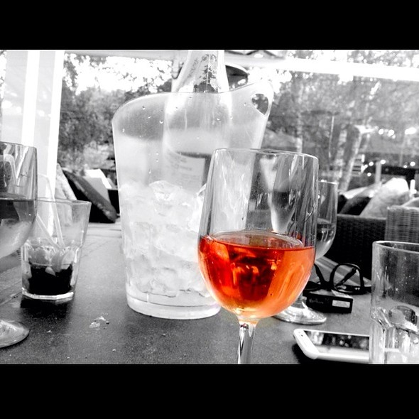 Rose Wine @ Josefinas