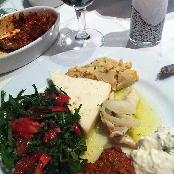 Raki Mezeleri @ Ege Restoran Ankara