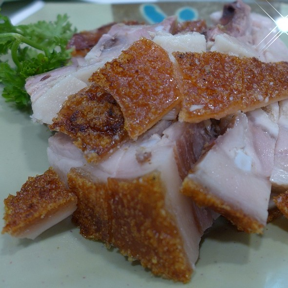 roast pork @ Hay Hay Kitchen