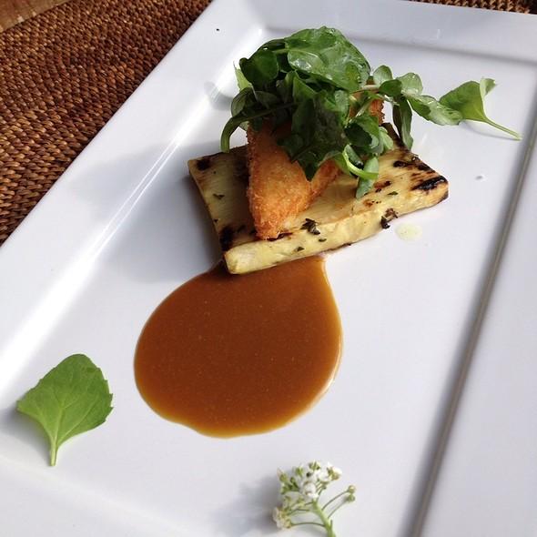 Pupunhas @ Restaurante Térèze