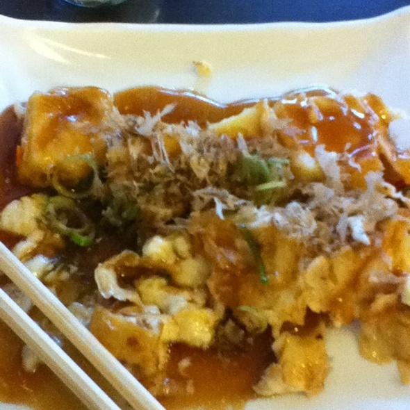 Agedashi Tofu @ Rai Rai Ken, SM Clark